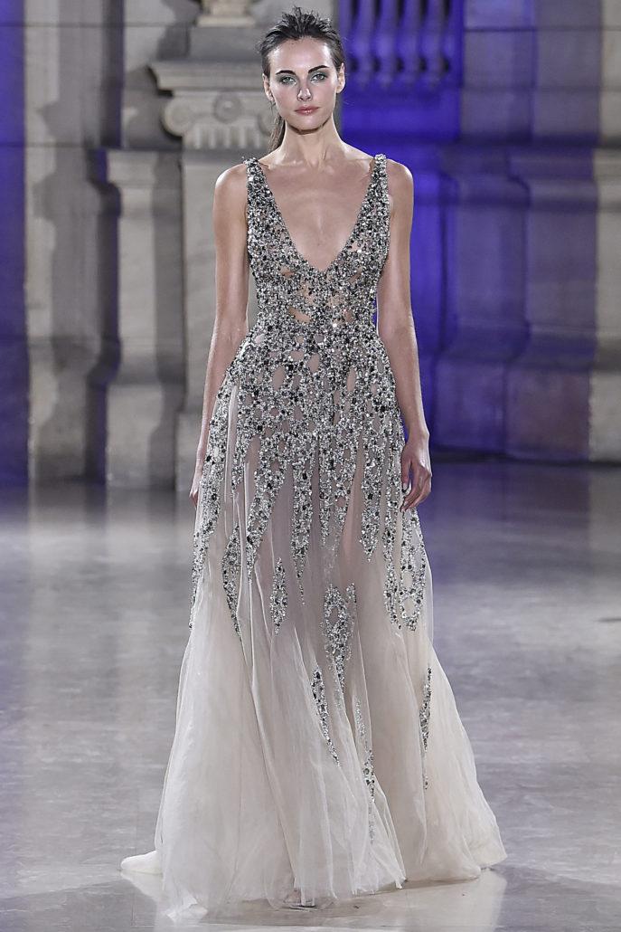 Dany Atrache Spring Summer 2019 Show At Paris Haute Couture Fashion